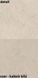 kašmír bílý S 63022 BR
