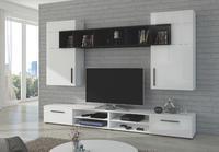 Obývací stěna BELLA, bílá