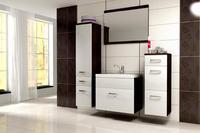 Koupelnová sestava ELENA bílý lesk