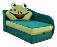 Pohovka dětská BOLEK žába