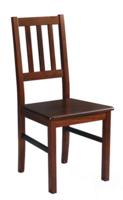 Dřevěná židle Boss IV D