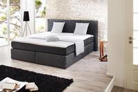 Čalouněná postel boxspring BX 420