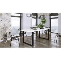 jídelní stůl IMPERIAL 185X67 bílý