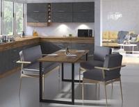 jídelní stůl IMPERIAL 185x67 dub lancelot