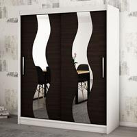 Skříň SEWILLA - 150 x 200 x 62 cm