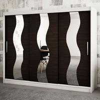 Skříň SEWILLA - 250 x 200 x 62 cm