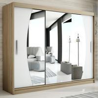 Skříň ELYPSE - 250 x 200 x 62 cm