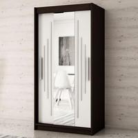 Skříň YORK I, se zrcadlem - š. 120 cm