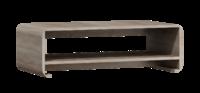 Konferenční stolek LINK, dub sonoma