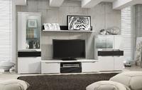Obývací stěna LUX s LED osvětlením