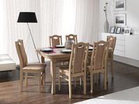 Jídelní sestava, stůl S4 a židle K5