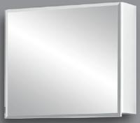 Koupelnová zrcadlová skříňka NORDINA | NO30-BI