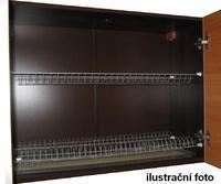 Odkapávač do skříňky - 80 cm