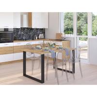 jídelní stůl IMPERIAL 138x67 dub artisan