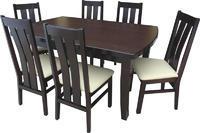 Rozkládací stůl S14 MDF 160x100 (+4x55) cm