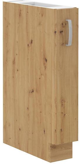 Spodní skříňka 15 D CARGO ARTISAN CAPPUCCINO lesk / dub artisan  - 1