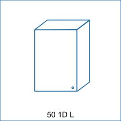 Horní skříňka 50 1D REMI - 1/2