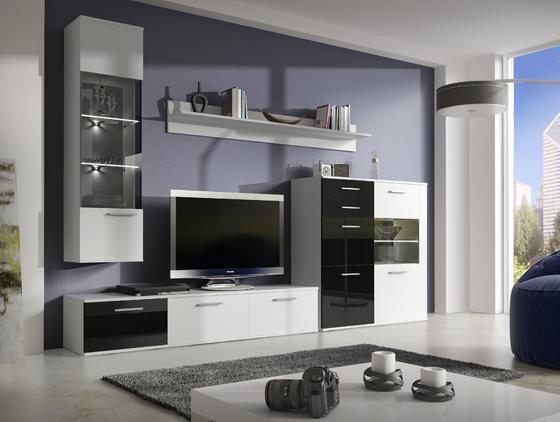 Obývací stěna Bellano Lux