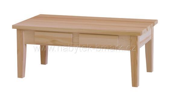 Konferenční stolek borovicový KARO  - 1