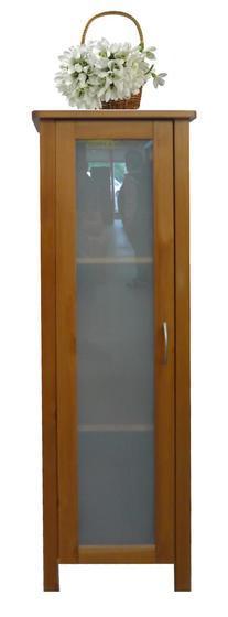 Skříňka koupelnová borovicová 130