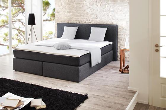 Čalouněná postel boxspring BORNEO  - 1