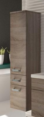 Koupelnová závěsná skříňka vysoká TRTR 11  - 1
