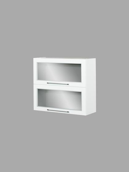 Horní skříňka prosklená 80 LOARA - KL80GW  - 1