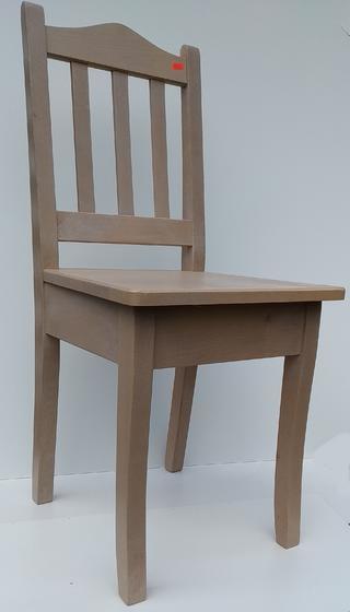 Dřevěná židle K26 - sonoma