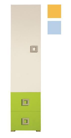Skříňka uzavíratelná vysoká LABYRINT LA03