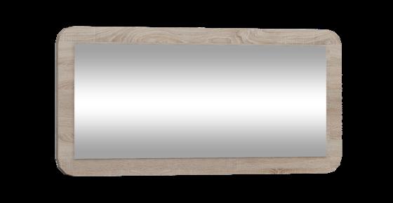 Zrcadlo LINK, dub sonoma  - 1