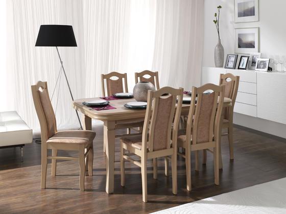 Jídelní sestava, stůl S4 a židle K5  - 1