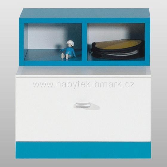 Noční stolek MOBI MO17  - 1