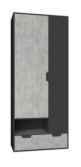 Skříň šatní NA2 | Nano, enigma  - 1
