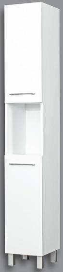 Koupelnová skříňka vysoká NORDINA | NO11-BI