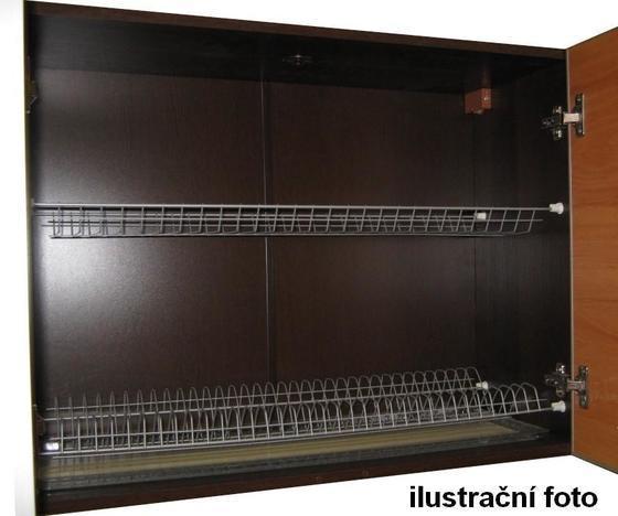 Odkapávač do skříňky - 60 cm