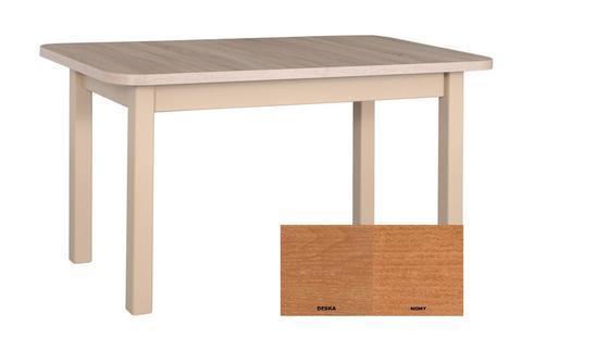 Stůl jídelní rozkládací WENUS 2 L - olše  - 1