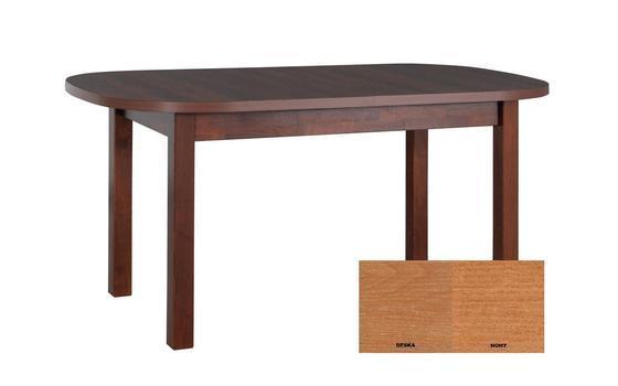 Stůl jídelní rozkládací WENUS 1 - olše  - 1