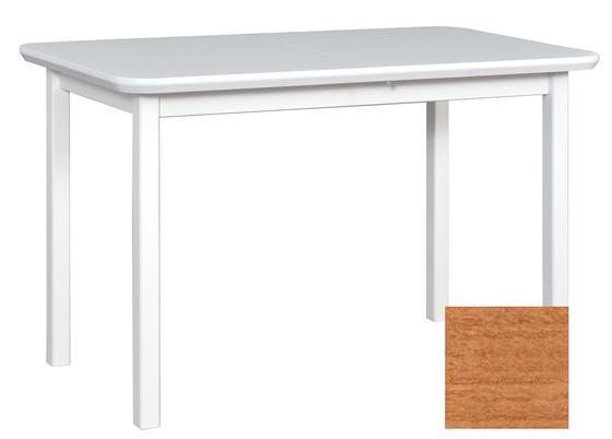 Stůl jídelní rozkládací MAX 4 S - olše  - 1