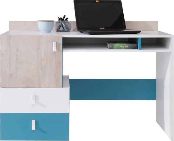 Psací stůl PL9 | Planet, bílá