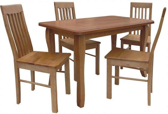 Jídelní stůl S16 130x70 MDF