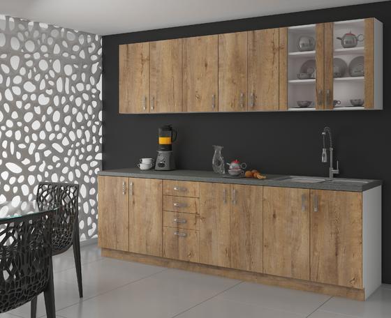 Kuchyňská sestava 180+60 SARA LEFKAS  - 1