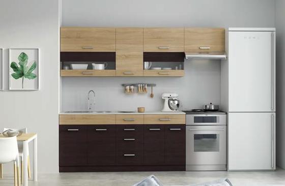 Kuchyňská linka SCASI 180+60 cm  - 1