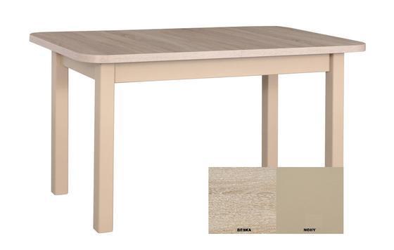 Stůl jídelní rozkládací WENUS 2 L - sonoma  - 1
