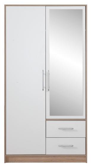 Skříň SMART 3 se zrcadlem  - 1