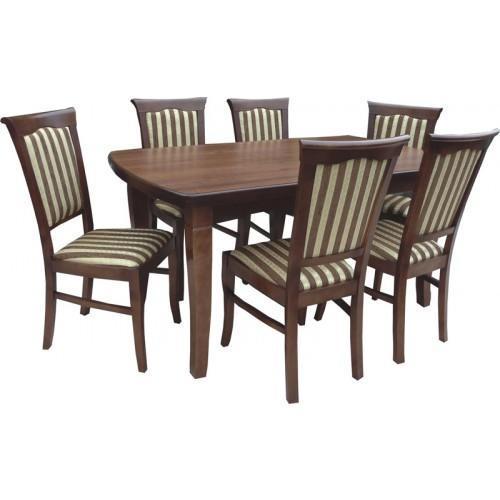 Rozkládací stůl S5 MDF 200x100(+2x50) cm  - 1