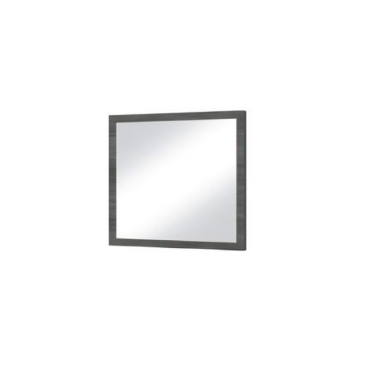 Zrcadlo LATTE, norská borovice černá