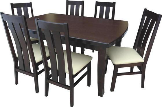 Jídelní sestava, stůl S14 a židle K23  - 1