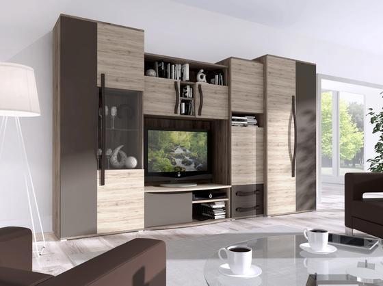 Obývací stěna VERDI  - 1