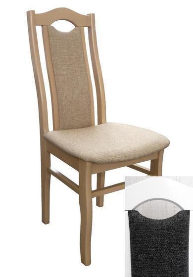 Židle K5 - bílá, Andre 1306