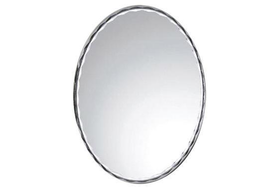 Oválné zrcadlo do koupelny 10019